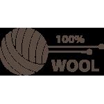 %100 WOOL