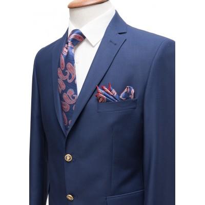 Parliement Blue Blazer Jacket