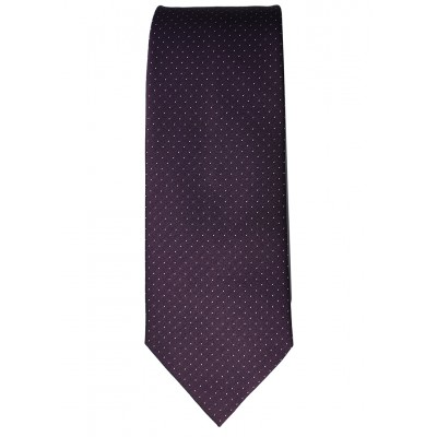 White Spotted Indigo Tie