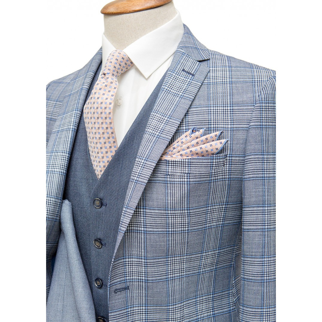 Vested Suit