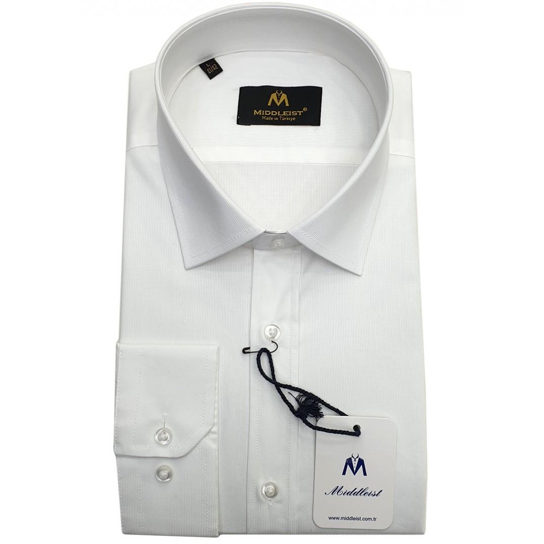 %100 Cotton White Shirt