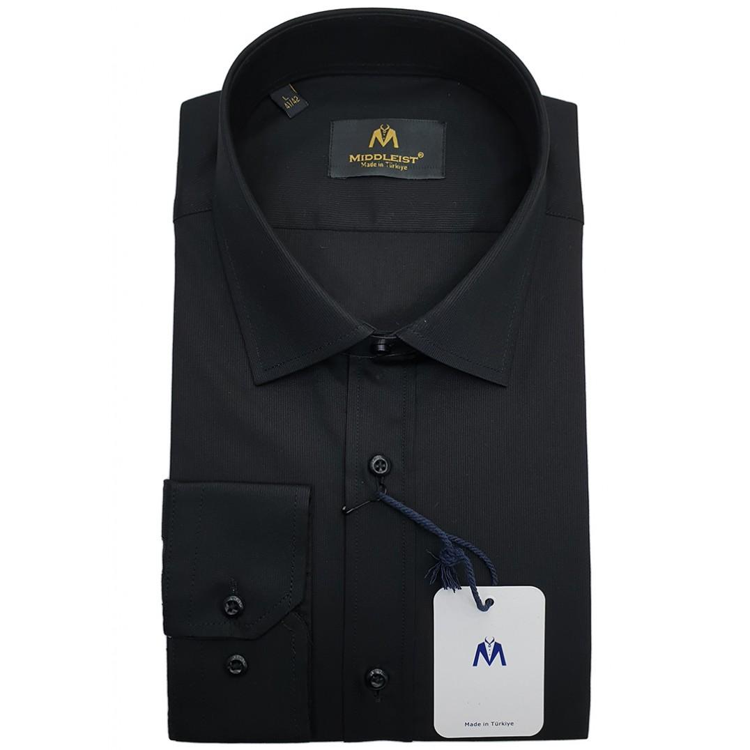 %100 Cotton Black Shirt