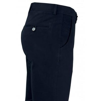 Dark Navy Casual Trousers