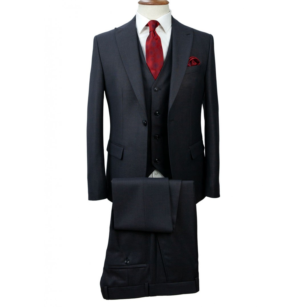 Antrasit - Vested Suit