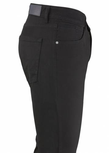 Dark Grey 5 Pockets Casual Trousers