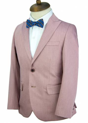 Kids Pink Blazer Jacket